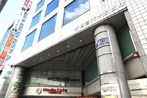 PCカレッジ東梅田校の特長 アクセス便利な立地